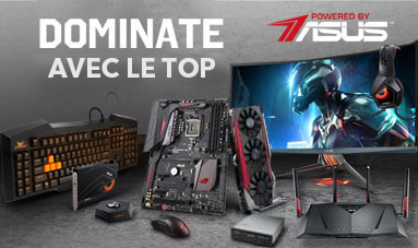 Optimisé par ASUS