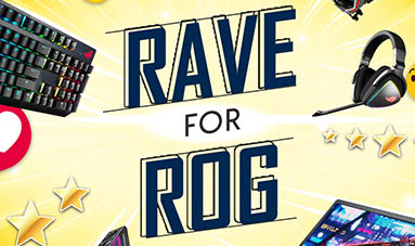 Rave For ROG