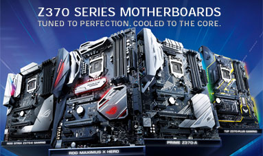 ROG STRIX Z270 Series MB