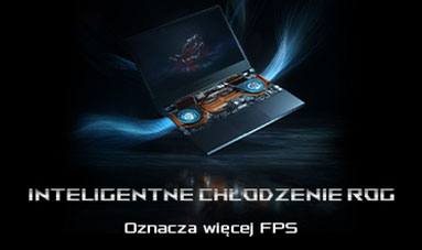 ROG Strix GL553VE- Gaming bez limitów