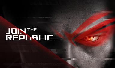 ROG - Republic of Gamers