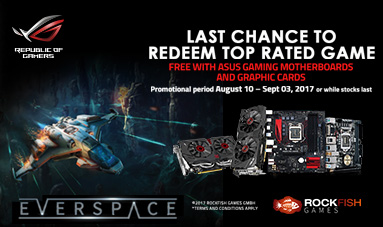 EVERSPACE Game Bundle Promotion