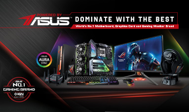 Power By ASUS