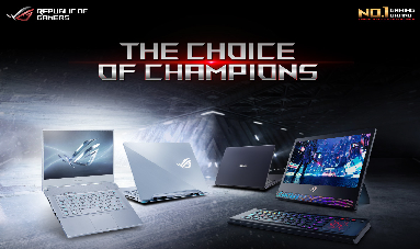 ROG : The Choice of Champions