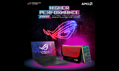 AMD HIGHER PERFORMANCE