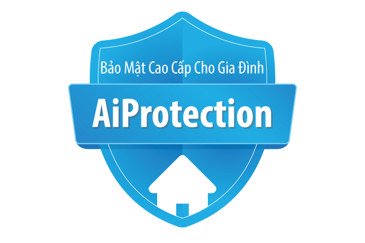 Bảo mật router với AiProtection