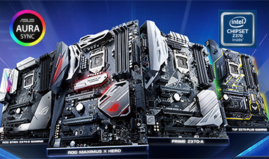 Intel Coffee Lake Best Z370 Motherboards