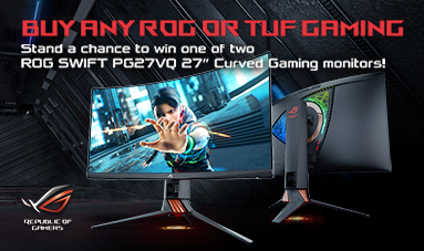 Win a ROG Monitor!