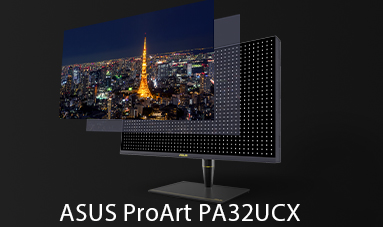 ProArt Monitor Series