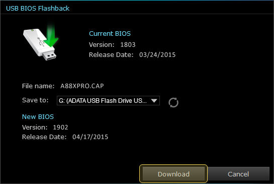 Update Your ASUS AMD FM2+ Motherboard By BIOS and Driver in a flash