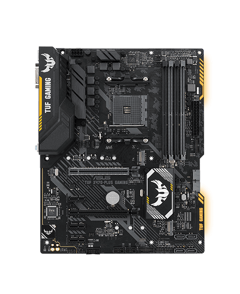 TUF X470-PLUS GAMING