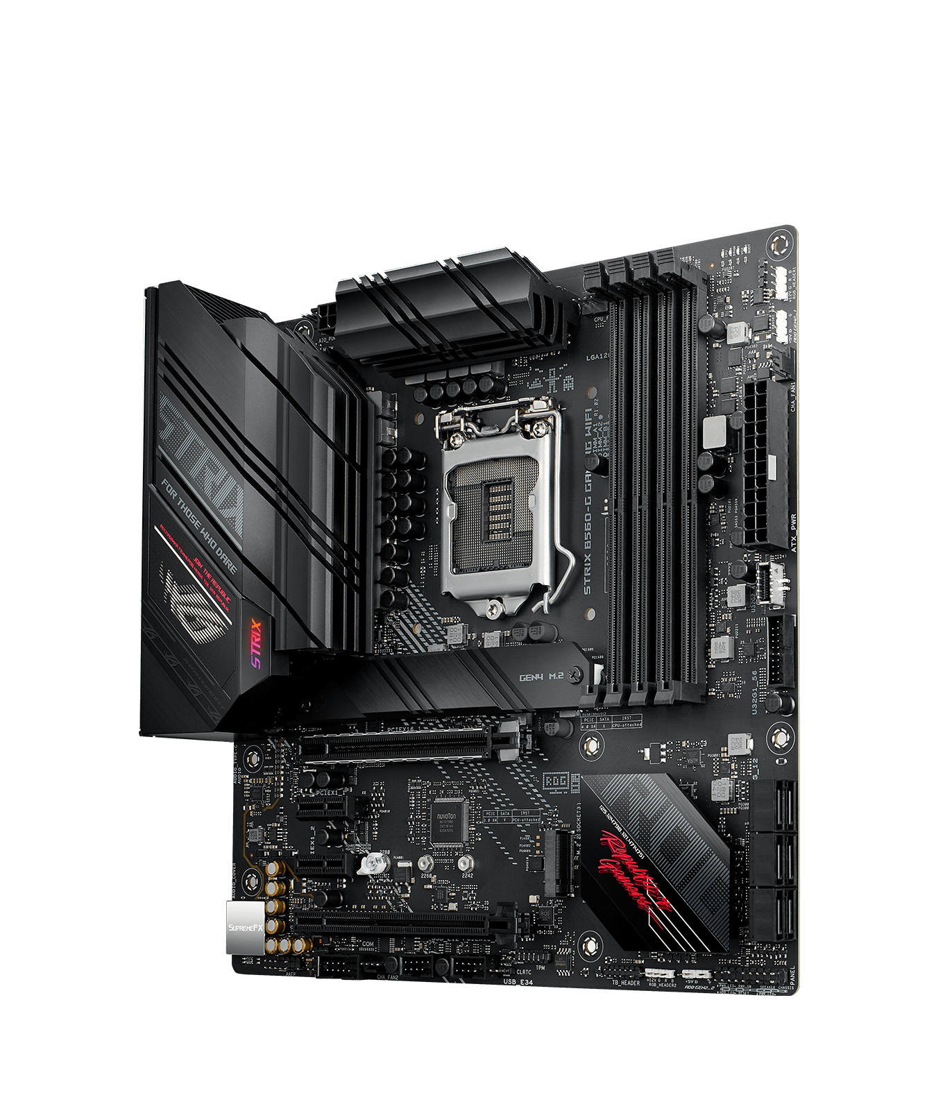 ROG STRIX B560-G GAMING WIFI
