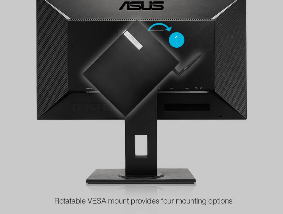 ASUSPRO E420-Mini PC-Vesa-mount