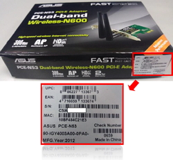 asus notebook serial number check