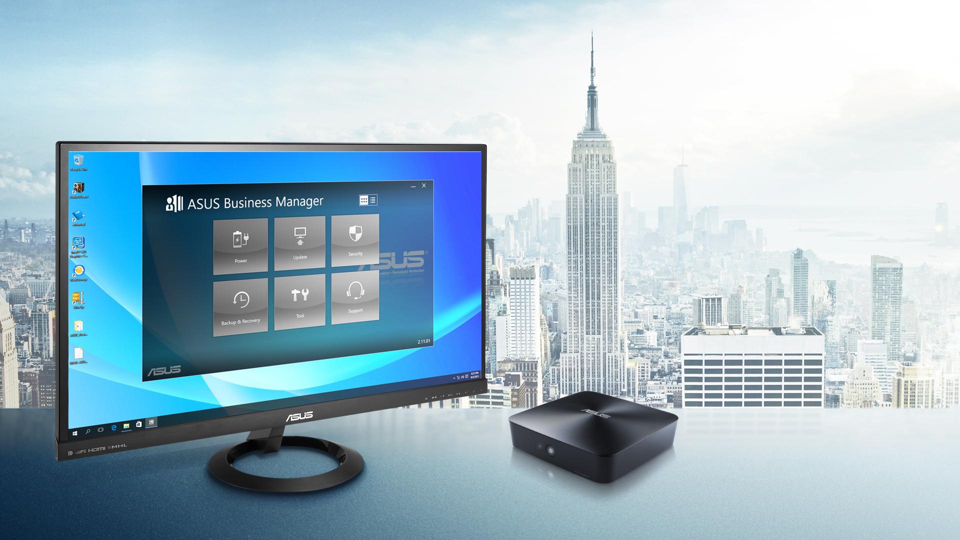 Vivomini Un65 Commercial Desktops Asus Usa