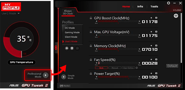 ASUS GPU TWEAK DRIVER FOR WINDOWS 7