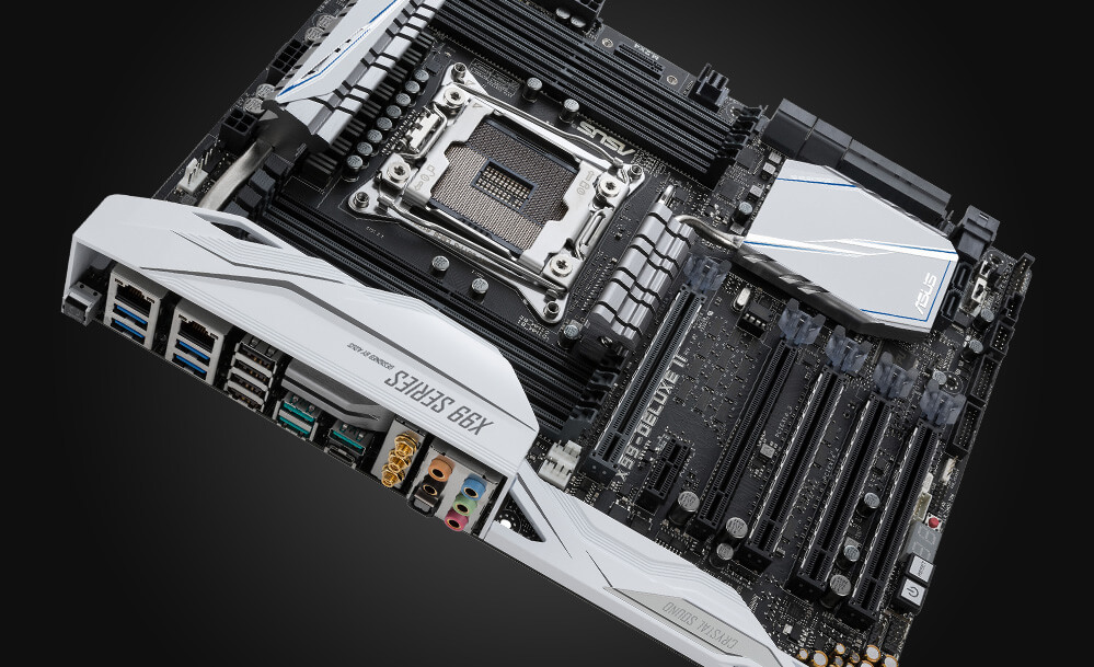 Asus X99 Motherboards New Intel 174 Core I7 Processors