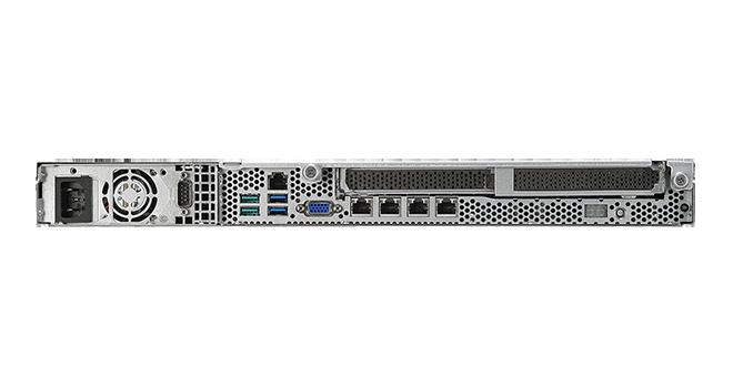 Quad Intel<sup>®</sup> Gigabit Ethernet